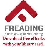 Freading logo
