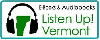 Listen Up Vermont logo