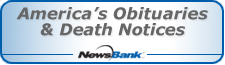 NewsBank Obituaries logo