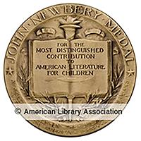Newbery Medal logo