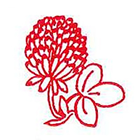Red Clover Award logo