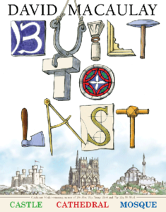 Cover of book Built to Last by David Macaulay