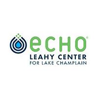 ECHO Leahy Center for Lake Champlain logo